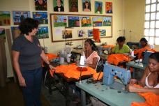 El 69% de las personas formadas en nuestras Escuelas de Artes y Oficios son mujeres