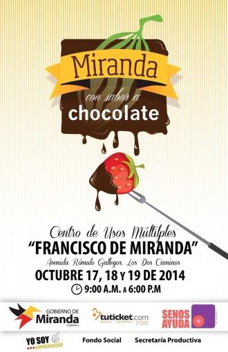 Miranda con Sabor a Chocolate